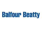 Showing Balfour Beatty's logo.