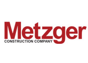 Showing Metzger Construction's logo.