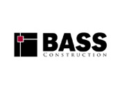 Showing Bass Construction's logo.