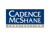 Showing Cadence McShane's logo.