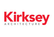 Showing Kirksey Architecture's logo.