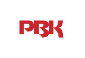 Showing PBK's logo.