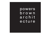 Showing Powers-Brown Architecture's logo.