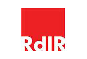 Showing RdIR's logo.