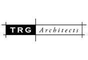 Showing TRG Architects Logo.