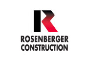 Showing Rosenberger Construction's logo.