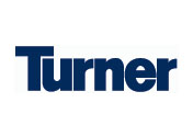 Showing Turner's logo.