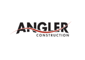Showing Angler Construction's logo