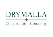 Showing Drymalla Construction Company's logo