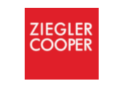Showing Ziegler Cooper's logo