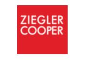 Showing Ziegler Cooper's logo